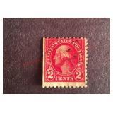Washington 2 cent Stamp