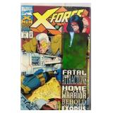 Mavel X-Men  X-Forc (Aug #25)