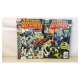 Marvel Comics The Secret Defenders