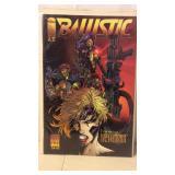 Image Comics Ballistic Sept #1