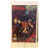 Lighting Comics Hellina/Double Impact Feb #1
