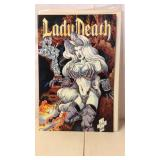 Chaos Comics Lady Death The Odyssey #2