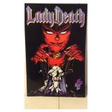 Chaos Comics Lady Death May 95