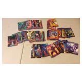 Marvel Xmen Trading cards