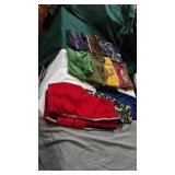 Lot of assorted boys clothes sizes m/L