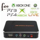 HD Game Video Capture 1080P HDMI/YPBPR Recorder