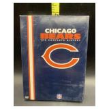 Chicago bears the complete history dvd set