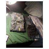 Lot of 4 disgner pants and shorts sizes 7/11