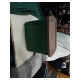 18 gallon tote.with lid