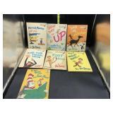 7 dr Seuss books