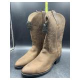 Dan post cowboy boots - new with tags size 7d