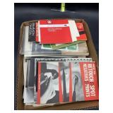 Lot of photograph booklets