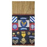 Military Pins & Patches Airborne, Rifleman