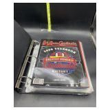 STL Cardinals yearbooks