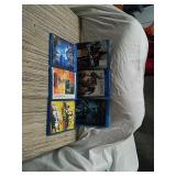 Lot of assorted DVDs all are in cases