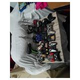 Lot of assorted RCA controllers and miscellaneous