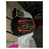 Boys book bag and lunch box