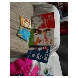 5 dr. Suess  books