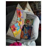 Lot of assorted children books