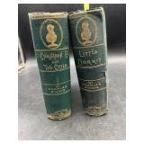 2 Charles Dickens books