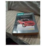 Chiltons general motors Chevrolet s/10-gmc