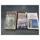 3 chapter books - to kill a mocking bird, dark