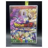 Dragon ball z battle of the gods dvd
