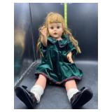 Large size doll- approx 2 1/2 ft tall