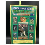 Major league poster book and more