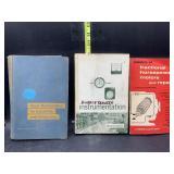 Books! - electricity, instrumentation, fractional