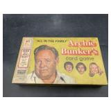 Archie bunkers card game