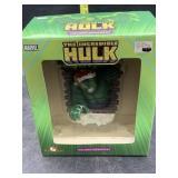 Marvel the Incredible Hulk holiday ornament