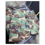 2 military pants size medium