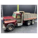 Nylint contracting dump truck - metal