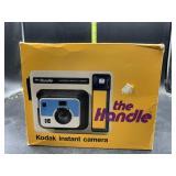 Kodak instant camera the handle