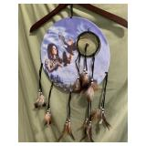 New dream catcher Native American with quote and