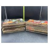 Popular mechanics magazines