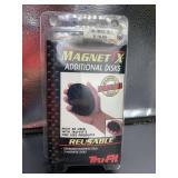Magnet x additional disks - tru fit