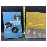 2 books - welding skills & practices 3rd edition