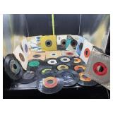 45s vinyl records