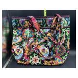 New large Vera Bradley tote bag with Mickey Mouse