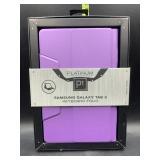 New Samsung galaxy tab 3 keyboard folio- purple