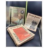 1940s, 50s, & 60s prairie farmer magazines