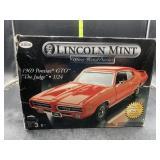 1969 Pontiac gto 1/24 scale model kit