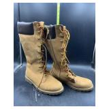 Timberland boots size 4.5 - tall boots