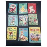 Tony tales books & Walt Disney Donald Duck book