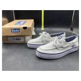 New keds white shoes - size 5m