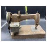 Vintage Sew rite m7 sewing machine