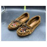 Moccasins - can