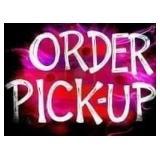 Order Pickup Instructions